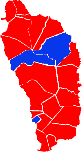 2009 General Election Results